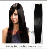 Cutícula llena en la extensión de la trama del pelo del pelo de Remy