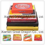 多くの異なったサイズの段ボール紙ピザボックス(PZ-059)で使用できる
