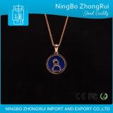 Gift 925 Echte Zilveren Reeks 3 van Kerstmis van Kerstmis van de Tegenhanger van de Juwelen van Lapis lazuli