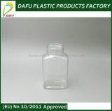 botella farmacéutica del plástico de la cápsula del animal doméstico 150ml
