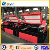 Хороший гравировальный станок вырезывания лазера CNC цены для акрилового Dek-1390