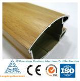 Profil en aluminium d'alliage d'extrusion pour les portes en aluminium et le Windows