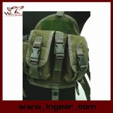 Militaire 97 ons Vest van het Gevecht van de Aanval van de Verbinding van de Marine het Modulaire