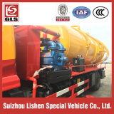 Sale를 위한 5000L High Pressure Suction Sewage Truck High Quality Pump Fecal Suction Truck