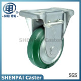 3 Zoll Stahl-Kern steifes sperrenfußrollen-Gummirad