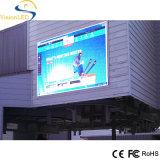 Visualización al aire libre a todo color de la tarjeta de P5 LED con la cabina de aluminio fundida a troquel