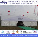 屋外のイベントの作業の祭典の屋上党テント