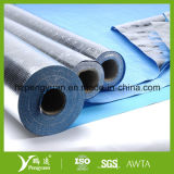 알루미늄 Foil Coated Woven Fabric Roofing 또는 Duct Vapor Barrier/Heat Resistance Insulation