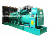 900kVA Etats-Unis Googol Electrical Diesel Generator avec Marathon Alternator