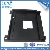 Precisione Black Anodized Milled Parte per Automation (LM-1043A)