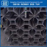 Вапоризатор воздуха газа ДОЛГОТЫ СО2 аргона азота жидкостного кислорода окружающий