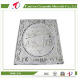 Praça Manhole Cover 600 * 600mm C250 (EN124: 2015)