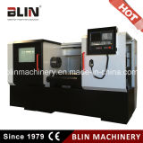 独立したスピンドル単位、大きい穴CNCの旋盤機械