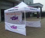 3X3mの折るおおいの普及した広告の展示会のテント