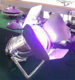 18*15W RGBWA LED PAR64 para la iluminación de la etapa