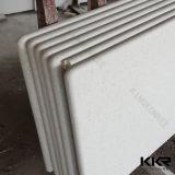 Верхняя часть тщеты кварца дешевой ванной комнаты искусственная мраморный