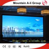 P5 che fa pubblicità alla visualizzazione mobile della visualizzazione LED per dell'interno