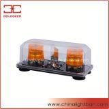 De LEIDENE Amber Dubbele Bakens van Lightbars (TBD02456-2B)