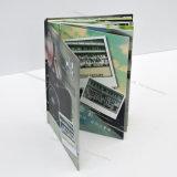 Impresión delicada del compartimiento/del libro/del catálogo/del folleto, alta calidad, talla modificada para requisitos particulares/diseño acogido con satisfacción