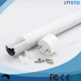유백색 Cover 18watt 48inch LED T8 Tube Lamp
