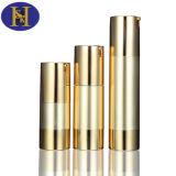 15ml-50ml de kosmetische Plastic Gouden/Zilveren Fles van het Aluminium