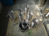 El tanque caliente del licor de Customerized del acero inoxidable