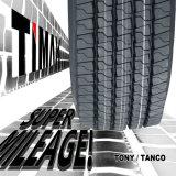 Neumático radial barato del carro del GCC de Gso (315/80r22.5, 385/65r22.5, 12.00r24)