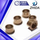 Buje de bronce sinterizado de la alta calidad china del fabricante para encender el motor
