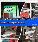 Livre Printing Machine avec Cutting Part4colors