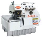 Máquina de coser de alta velocidad estupenda de Overlock del mecanismo impulsor directo