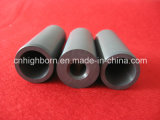 Inyector de cerámica negro presionado gas del nitruro de silicio de la precisión