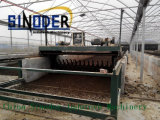 Machine à fabriquer des engrais de fumier de mouton