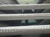 جديلة مزدوجة بحريّة حبل إرساء حبل نيلون حبل [بّ] حبل