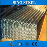 Corrugated galvanisé Steel Sheets pour Metal Roofing