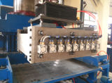 Machine hydraulique de brique de Non-Vibration de Hf800t, machine de fabrication de brique pour le couplage et machine à paver