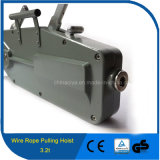 3.2t Wire Rope Manual Cable Winch