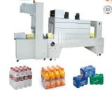 Halbautomatische Flaschen-Gruppen-Verpackungsmaschine