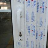 Kz312 porte blanche de tissu pour rideaux de profil de la couleur UPVC avec le réseau