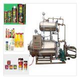 Empfohlener heißer programmierbarer Controller-vollautomatischer Dampf-Spray/Wasser-Immersion-Typ Sterilisation-Maschine