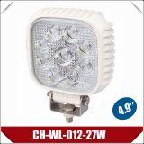 """4.9 """" 27W LEIDEN van de Spot-bundel het Werk Licht voor Graafwerktuigen/Bulldozer/Treedozer (CH-wl-012-27W)"""