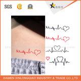 Autoadesivo sexy su ordinazione del tatuaggio della cassa di migliore modo di prezzi