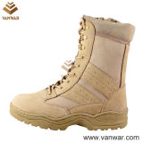 Deserto di lunga durata Military Boots con Goodyear Welt (WDB012)