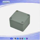 IP67 impermeabilizan la caja de aluminio 64X58X35m m