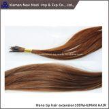 Estensione conveniente dei capelli di punta di estensione Nano dei capelli umani