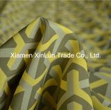 Ткань 100% платья полиэфира поставщика Китая шифоновая
