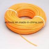 Línea redonda 2.0 del condensador de ajuste del filamento de la cadena del espiral de la torcedura de la BASF 2.4 3.0m m