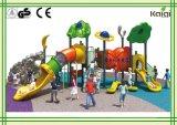 Напольный вал Playgrounde-Джунглей и спортивная площадка Kaiqi Sailing моря напольная для занятности детей в общине, зоне Residentional