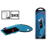 Сверхмощный Zinc-Alloy общего назначения нож с лезвиями 6PCS Sk5
