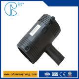 Pipe de HDPE de grand diamètre d'offre réduisant le té