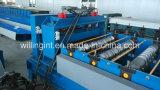 Qualitäts-Farben-Stahlfliese-Rolle, die Maschine bildet